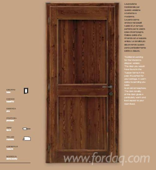 Pine-doors
