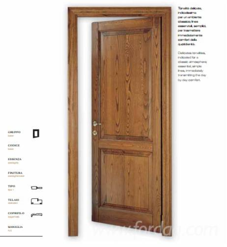 Chestnut-doors