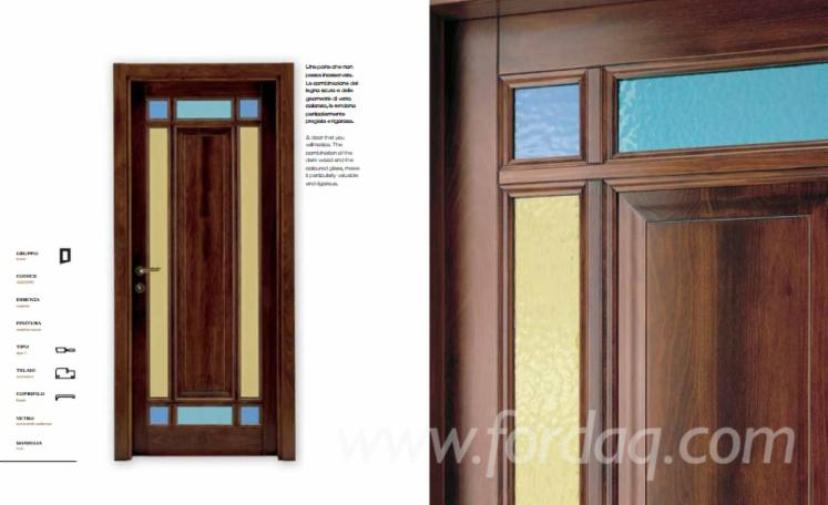 Walnut-doors