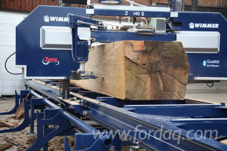 New-Zenz-Wimmer-Z-140-S-Log-Band-Saw-Horizontal-in