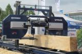 New Woodworking Machinery - New Zenz-Wimmer Z 160 S Log Band Saw Horizontal For Sale Germany