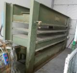 Hot press COLOMBO 3500x1300mm used