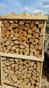 Firewood, Pellets And Residues All Broad Leaved Species - All Broad Leaved Species Firewood/Woodlogs Cleaved -- mm