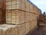 Latvia Sawn Timber - Spruce  Packaging timber from Latvia, Lettonie