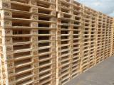 Pallets – Packaging - New and Used Epal- Euro Pallets, 1st & 2nd Quality