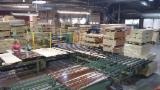 Prasa do klejenia Płyty meblowej z drewna litego firmy KALLESOE LV5019