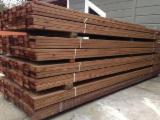 Exterior Decking  - Pine (Pinus sylvestris) - Redwood, impregnat sub presiune cu Tanalith, Anti-Slip Decking (1 Side)