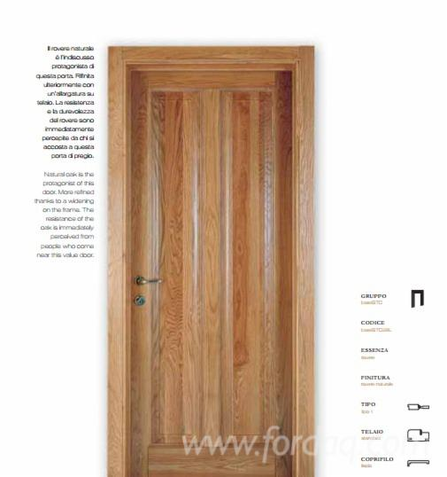 Selling Oak Doors