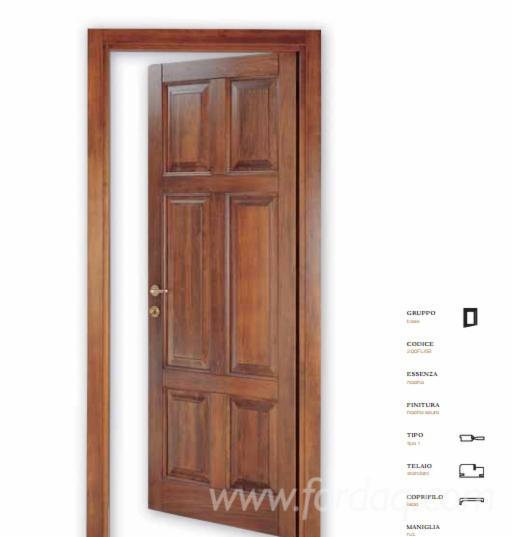 Walnut-doors