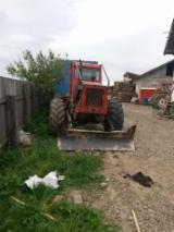 Tractor Articulat - Vand Tractor articulat forestier (TAF) - 10500 euro, negociabil