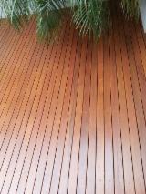 地板及户外板材 南美洲 - 南美洲蚁木, 装饰(四面倒角)