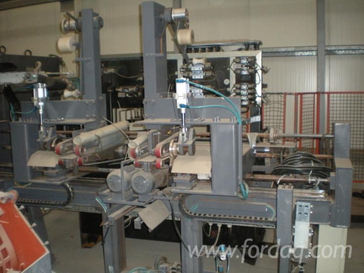 Used-Fezer-FT18-TT-2003-Veneer-Clipper-For-Sale-in