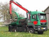 Forest & Harvesting Equipment Hogger - Used 2011 JENZ HEM 582 R Chippertruck Hogger in Germany