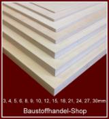 Plywood For Sale Germany - Natural Plywood, Birch (Europe)