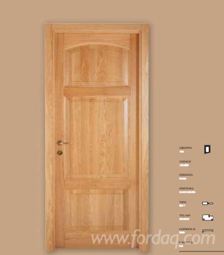 Oak-doors