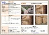 Laubschnittholz, Besäumtes Holz, Hobelware  Zu Verkaufen Türkei - Bretter, Dielen, Buche