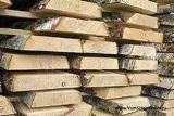 Hardwood  Unedged Timber - Flitches - Boules - Half-Edged Boards, Ash (White)(Europe)