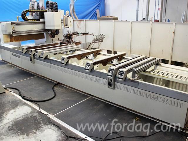 Used-MORBIDELLI-PLANET-MX1-2004-CNC-machining-center-in