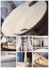 Solid Wood Components - Sell Solid wood dining table top