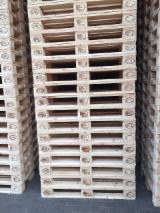 Poland Pallets And Packaging - New Europallets Epal