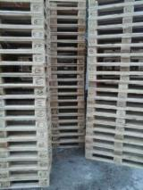 Pallets – Packaging For Sale - New Pallet Romania