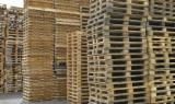 Wood Pallets - New Pallet Romania