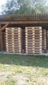 Pallets – Packaging For Sale - New Euro Pallet - Epal Romania