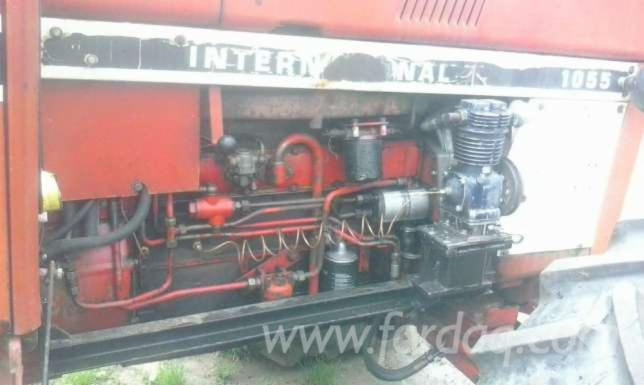 Used-Casse-Farm-Tractor-in