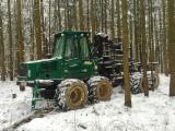 Oprema Za Šumu I Žetvu - Polovna 2005 Prevoznik Timberjack sa Njemačka
