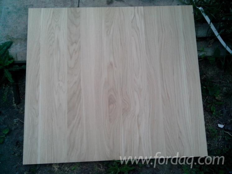 Oak-glued-panels-for