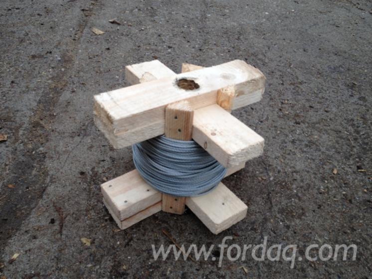 Vend-Bobines---Tourets-Pour-Cables-Nouveau