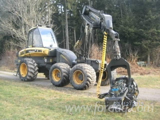 Used-2005-Ponsse-Harvester-in