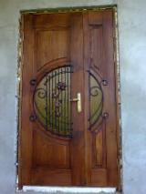 Puertas, Ventanas, Escaleras - Maderas blandas, Puertas, Melamine surfaced MDF