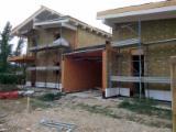 Деревянные Дома - Каркасные Дома Для Продажи - Жилая Постройка, Пихта