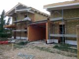 Wood Houses - Precut Timber Framing - Fir Holiday Cabin