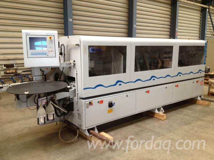 edge banding machine used