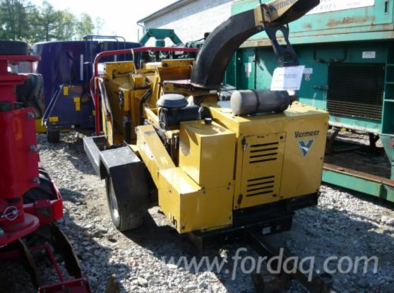 Used-2011-VERMEER-Hogger-in