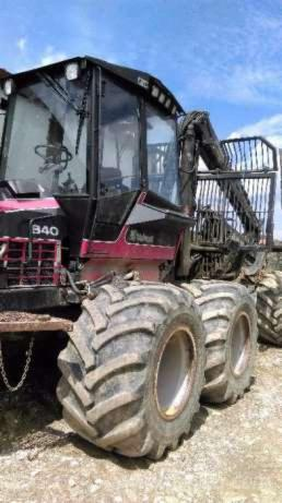 Used----Forwarder
