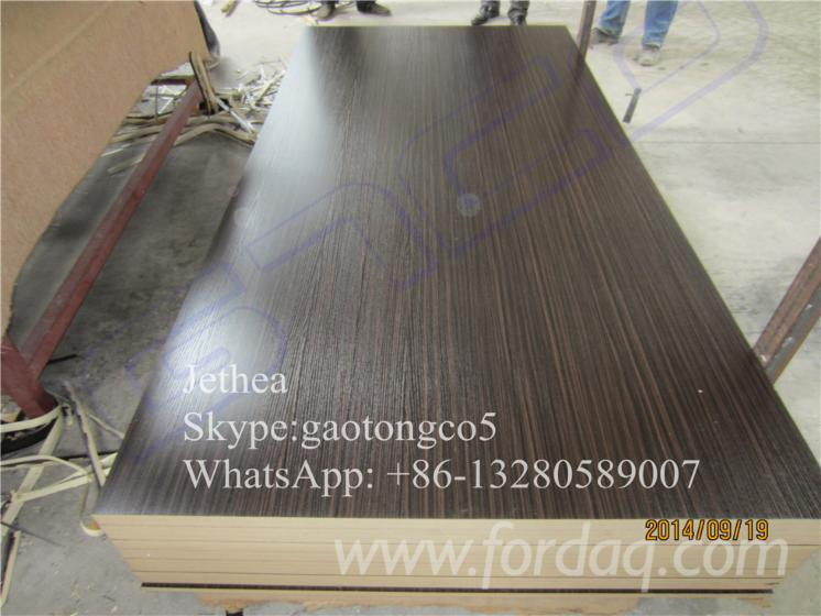 Melamine-faced-MDF-board