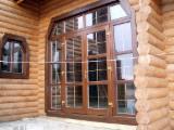 Vrata, Prozori, Stepenice - Četinari, Prozori, Bor (Pinus sylvestris) - Crveno drvo