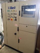 Used Alberti Inserting Machine for Drawer Rails