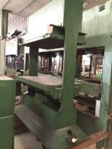 Italy Woodworking Machinery - Press for curved elements Brand Salvaneschi