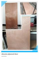 Okoume Veneer Laminted Door Skin Plywood