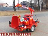 Poland Woodworking Machinery - New Wood Chipper Skorpion 160 SD