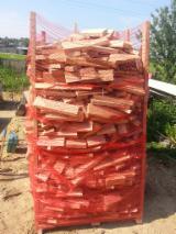 Firewood - Chips - Pellets  - Fordaq Online market - Oak firewood on pallets, net wrap - on first order pallet price is 20€