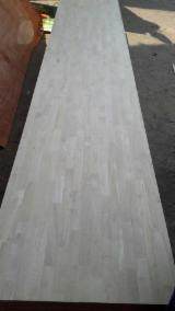 Edge Glued Panels - Hevea wood/Wood laminated/wood finger jointed/Rubber wood finger jointed board/Rubber wood