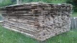 Hardwood  Unedged Timber - Flitches - Boules - Loose, Ash (White)(Europe)