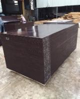 Plywood Supplies - Phenolic film faced shuttering plywood