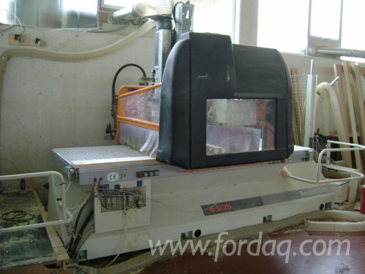 Working-centre-SCM-model-RECORD-120S