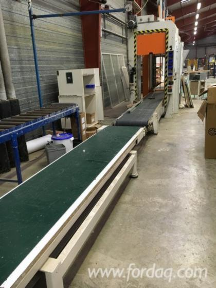 Used-STRAPEX-2000-Carcase-Clamps-For-Sale-in